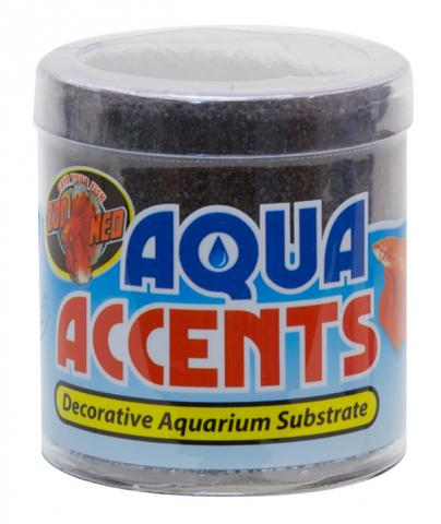Zoo Med Aqua Accents Midnight Black Sand