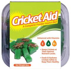 Cricket Aid Cricket Bites 6oz