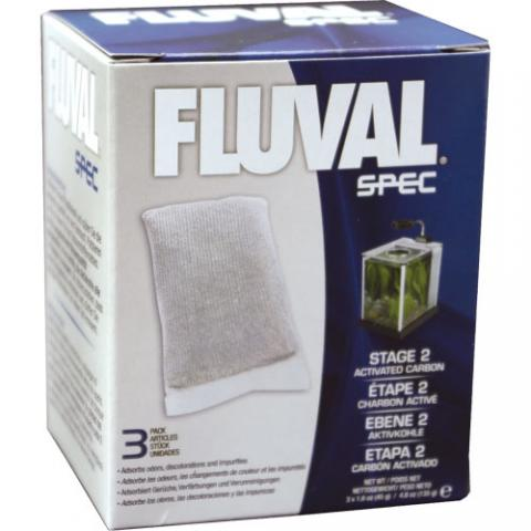 Fluval Spec Carbon Replacement Pouches