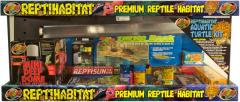 Zoo Med Repti Habitat Aquatic Turtle Kit 20 Gallon