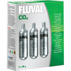 Fluval Replacement CO2 Cartridge 3pk 3.1oz