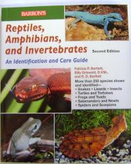 Reptiles, Amphibians & Invertebrates 2nd Edition
