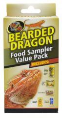 Zoo Med Bearded Dragon Food Sampler