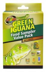 Zoo Med Green Iguana Food Sampler