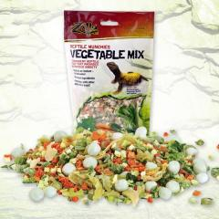 Zilla Reptile Munchies Vegetable 4oz