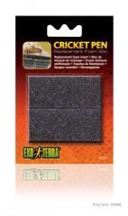 Exo Terra Replacement Foam for Cricket Pen