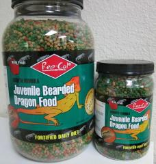 Rep Cal Juvenile Bearded Dragon Food 12oz