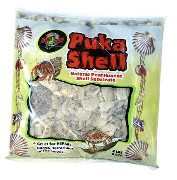 Zoo Med Hermit Crab Puka Shell Substrate